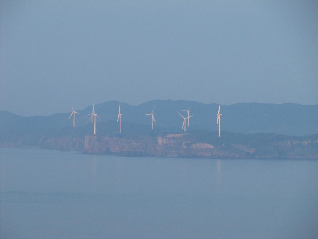 代々木の風力発電