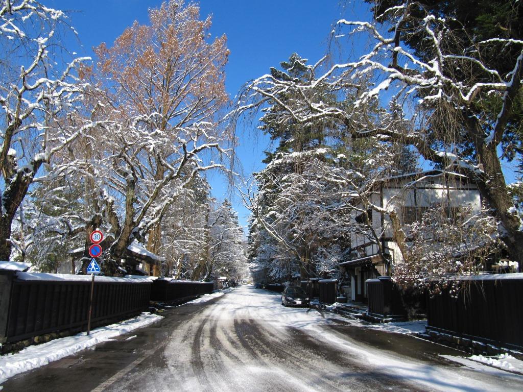 角館の冬 (2)