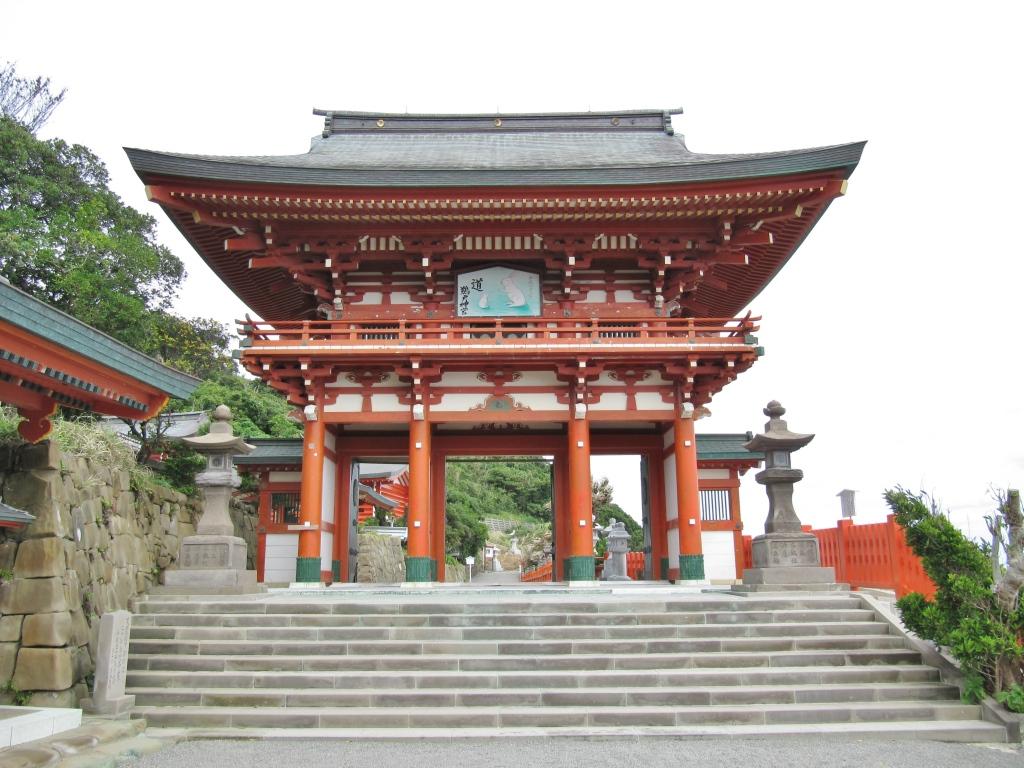 鵜戸神宮 (3)