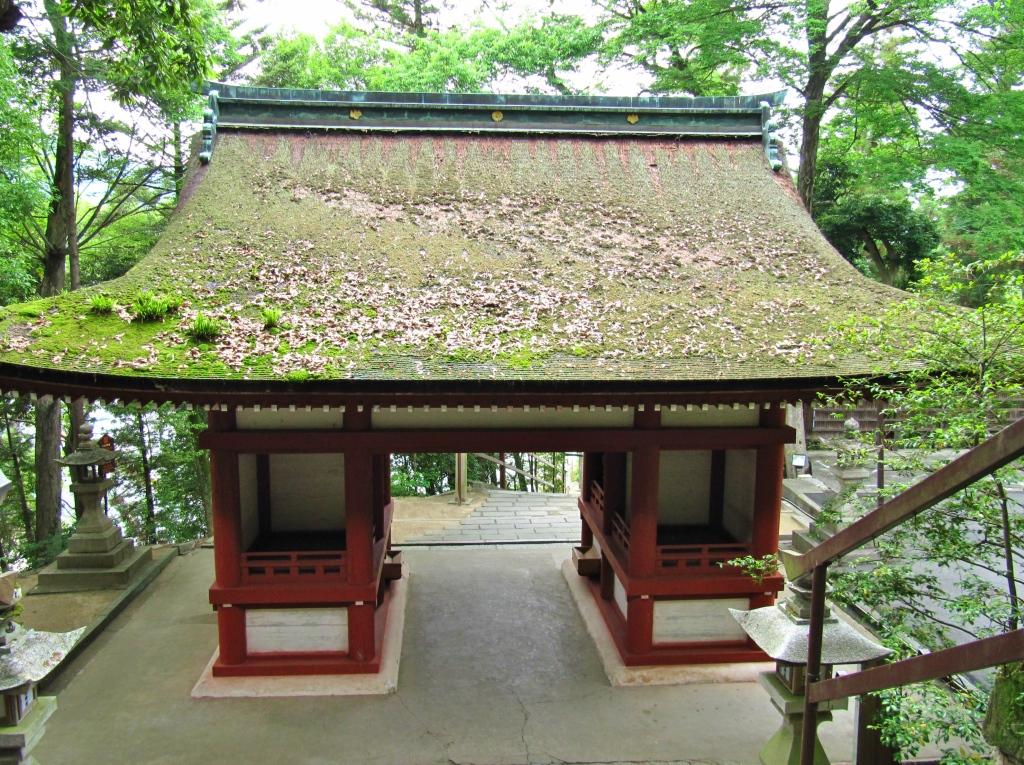 吉備津神社 (1)