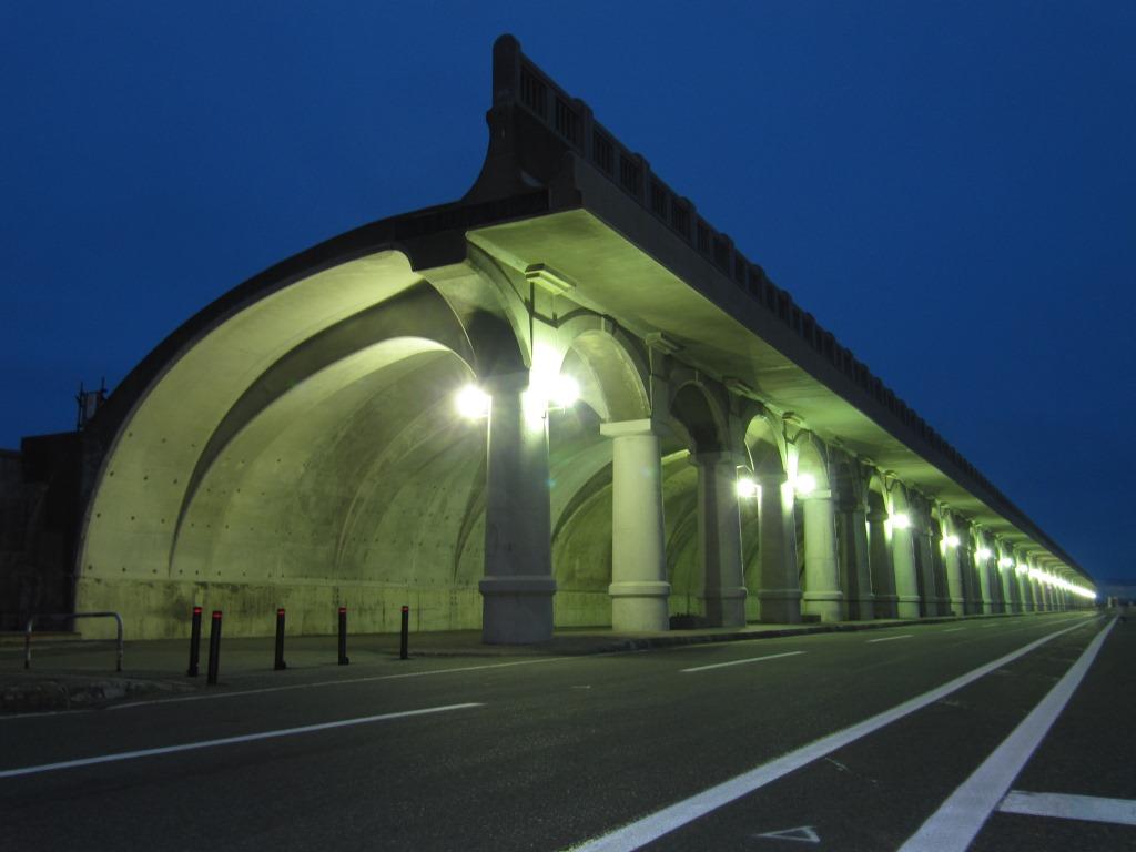 北防波堤ドーム (12)