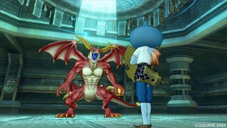 ドラゴンガイアVS自称神パラ_R