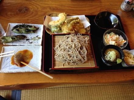 蕎麦やまぶき (8)