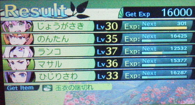 世界樹4 ②