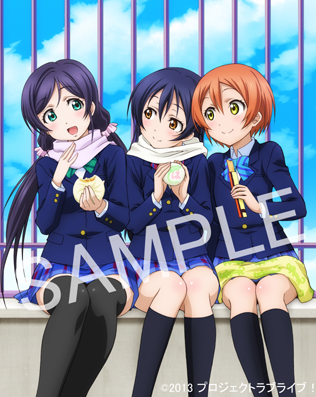 lily white サンプル