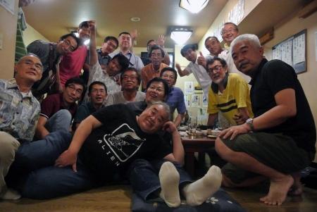飲み会in魚太郎