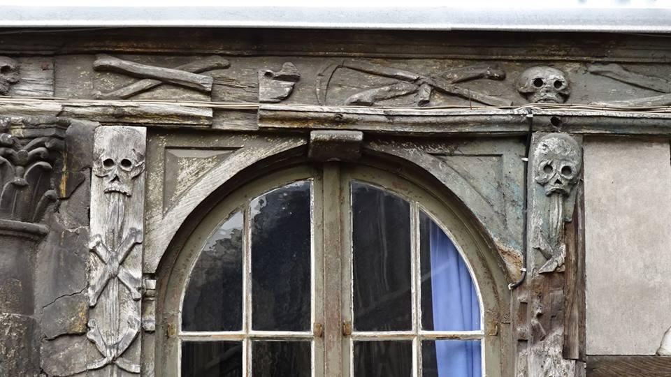 ルーアン サン・マクルー回廊 死の装飾10384113_518502738277224_6296349695978750903_n