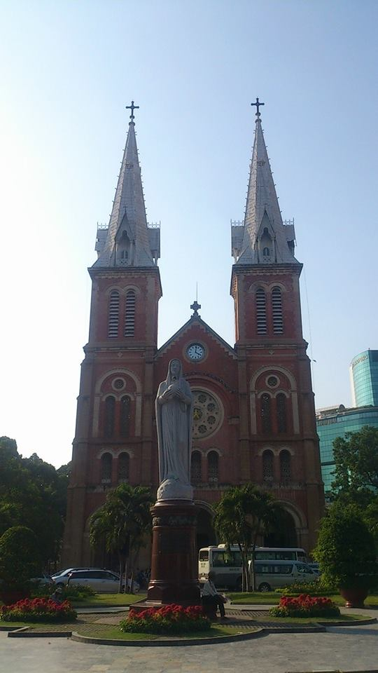 サイゴン教会(聖母マリア教会)10006103_476706962456802_1551071578_n