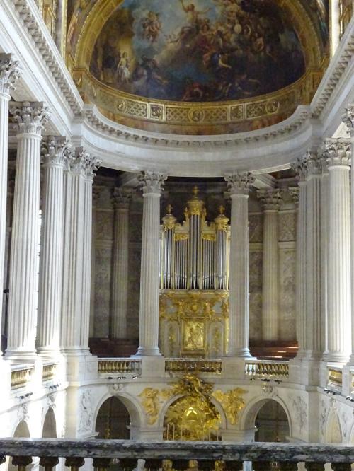 ヴェルサイユ宮殿・パイプオルガン