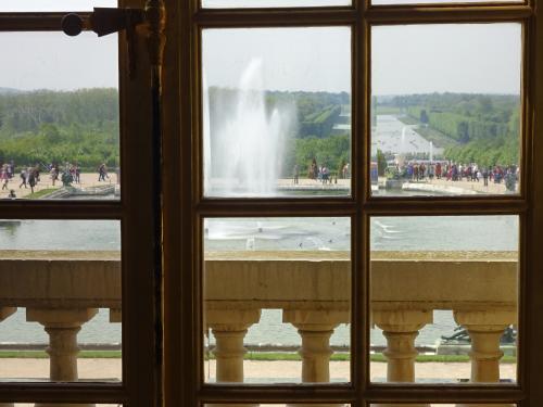 ヴェルサイユ宮殿・庭