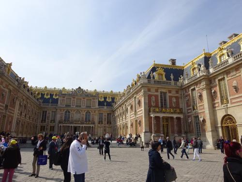 ヴェルサイユ宮殿・外観
