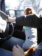 ドライブ大好きw