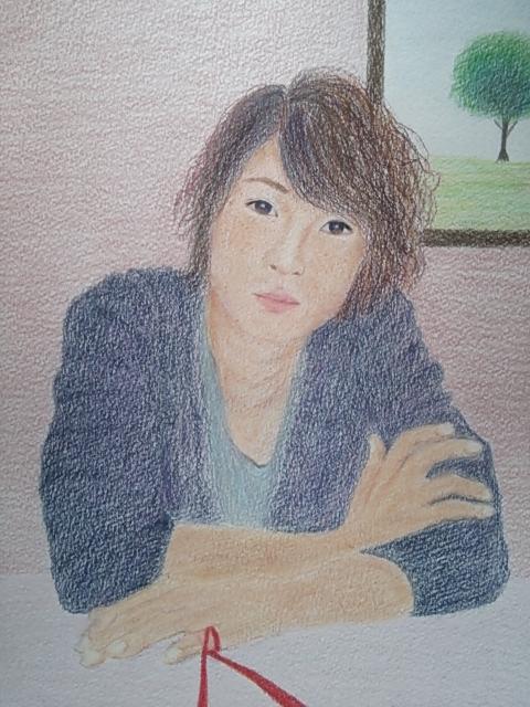 相葉ちゃん肖像画 1