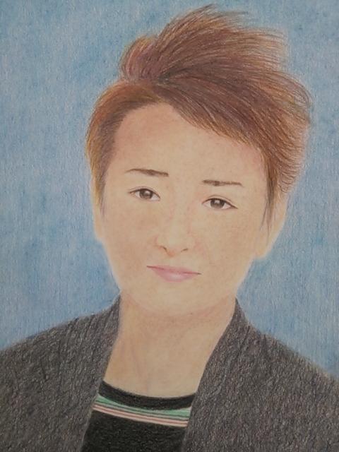 智くんの肖像画