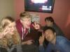 スウェーデンの留学生とAUS仲間