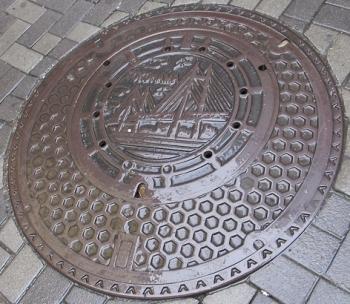 マンホール 横浜弘明寺