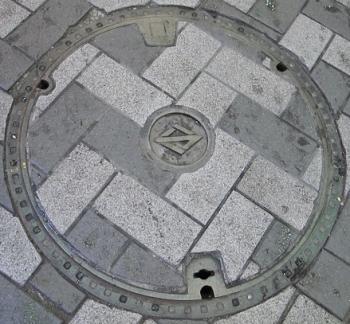 マンホール横浜弘明寺