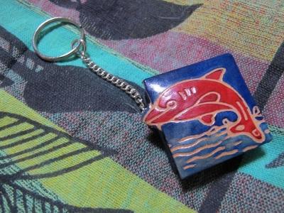 イルカのコインケース