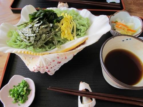 冷やし遇麺(ひやしぐうめん)