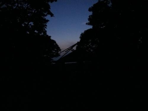 バンナ岳 ホタル