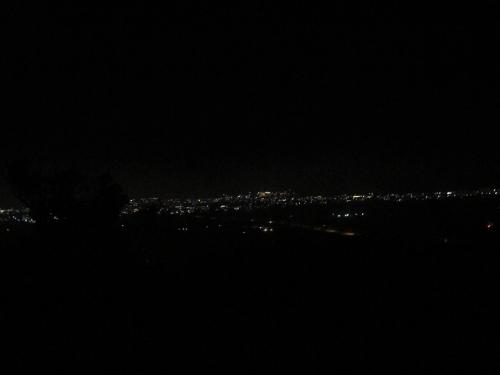 石垣島 バンナ岳より夜景