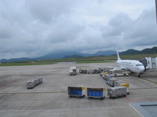 南ぬ島 石垣空港