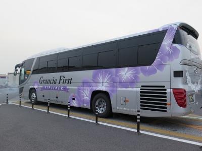 大阪→大宮バス