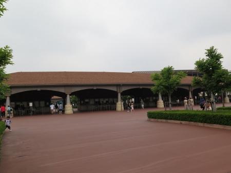 ディズニーシー駅