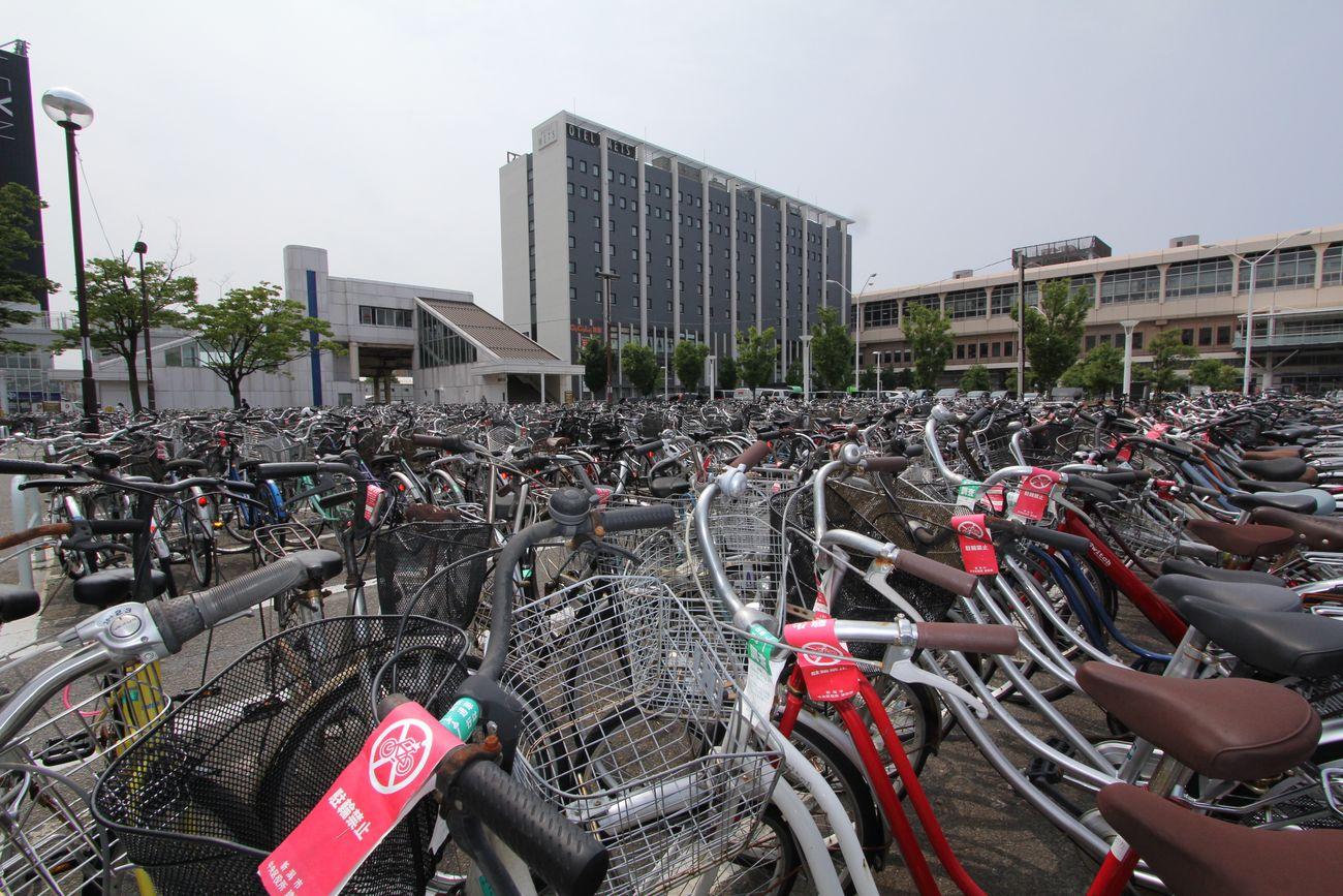 ●S エコサイクル地下駐輪場 2014・6・21駅南_38