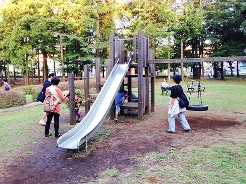 芹沢公園⑪