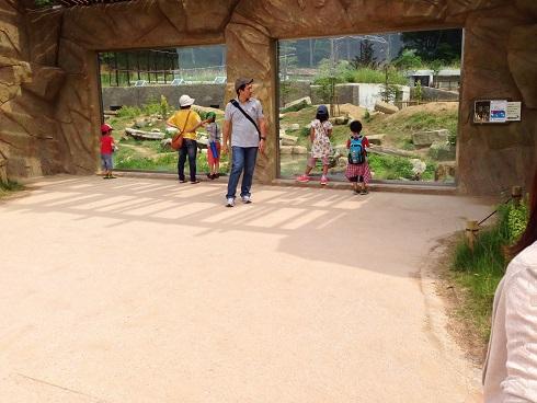 多摩動物公園⑨