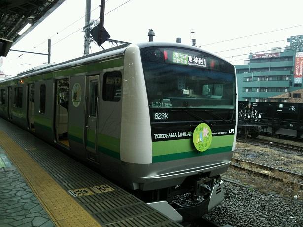 新型横浜線
