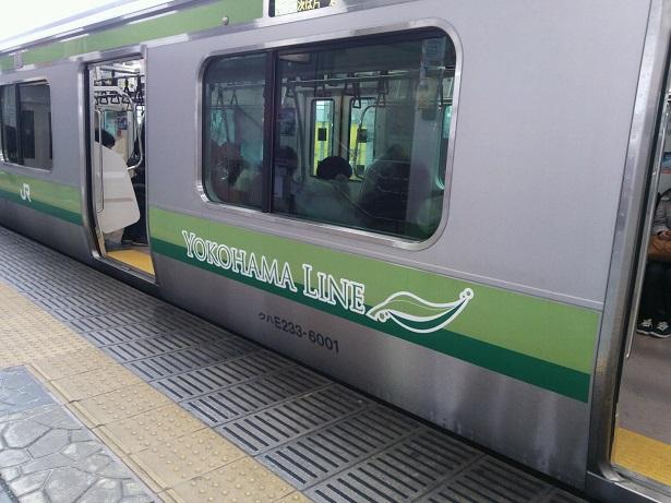 新型横浜線1