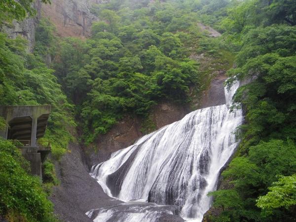 袋田の滝7