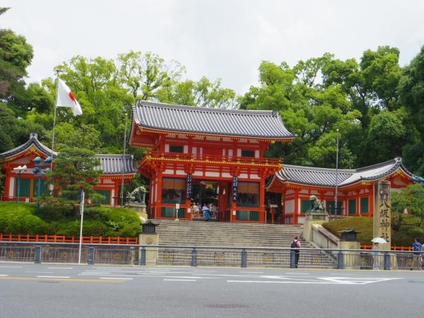 八坂神社2014年6月1