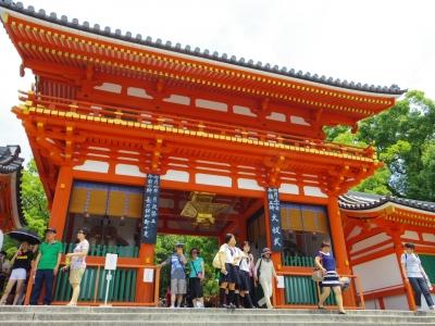 八坂神社2014年6月2