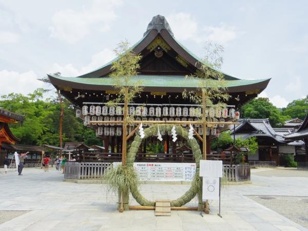 八坂神社2014年6月4
