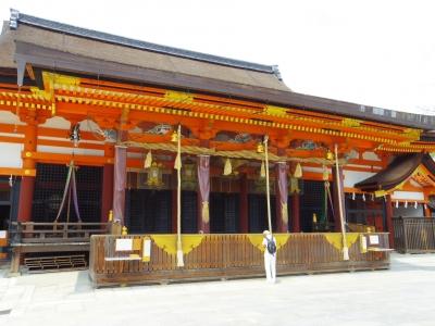 八坂神社2014年6月3