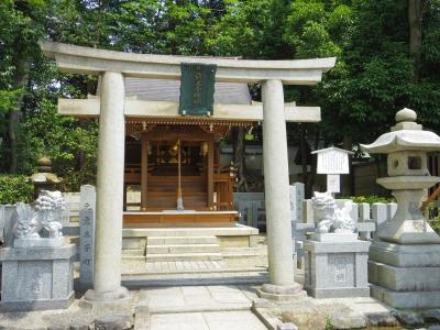 八坂神社2014年6月11
