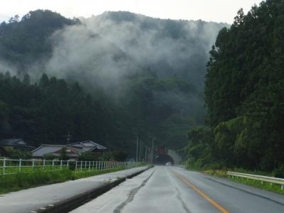 栃木県雷雨のあと