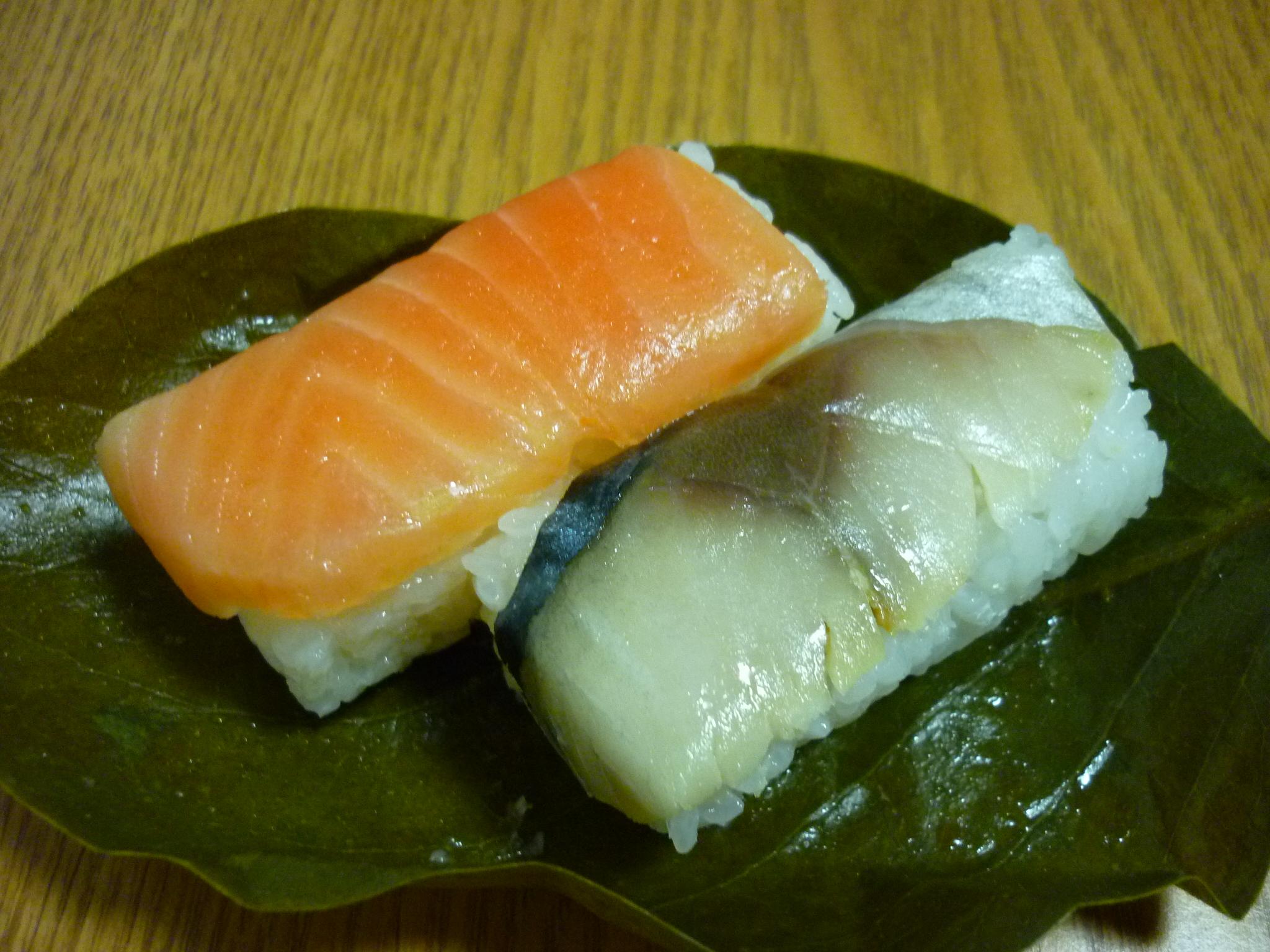 201404柿の葉寿司05