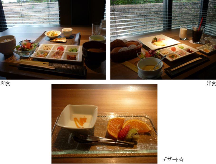 201401熊野朝食