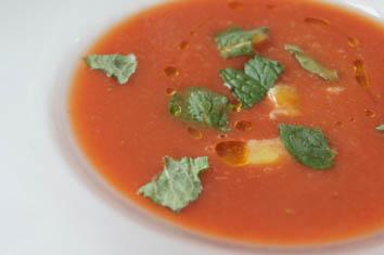 べ スープ