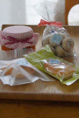 Mさんのお菓子