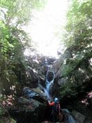 018滝を偵察