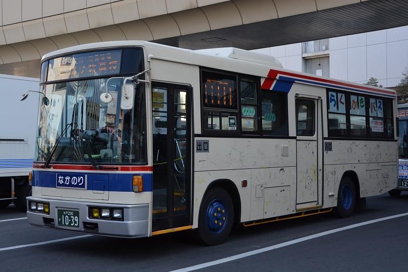 2014年4月に撮影したバス-21 - Chuo ...