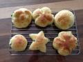グリーンピースとコーンチーズのパン 手順3
