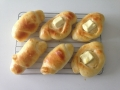 クリームチーズ入りロールパン 手順7