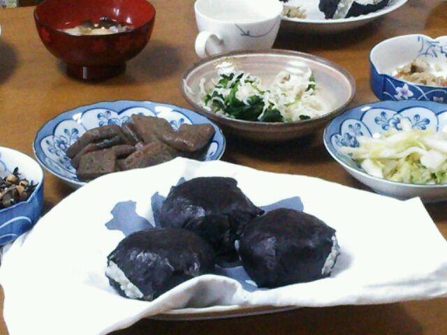 今日のお昼ご飯2