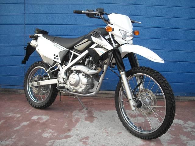 klx125 white
